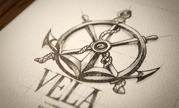 10 Креативни Лого Дизайн Скици