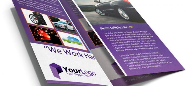 Основни елементи при дизайн на брошура
