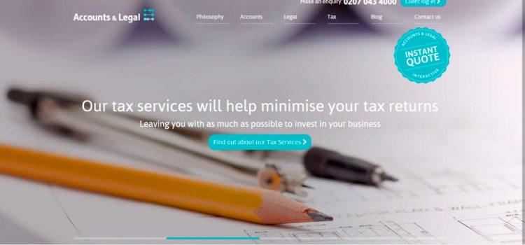 Направа на уеб сайт за счетоводна къща – 10 стилни идеи за вашия бизнес