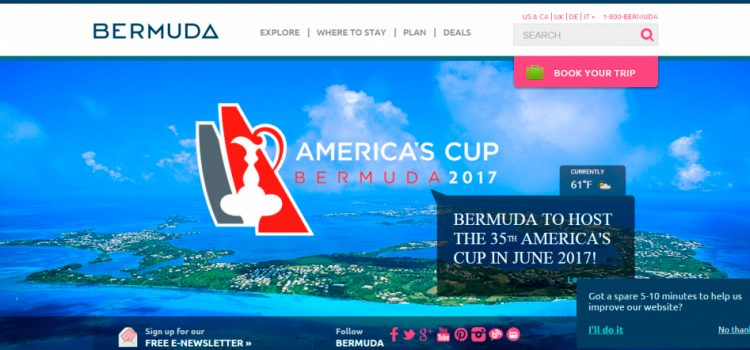 Изработка на сайт за туристическа агенция