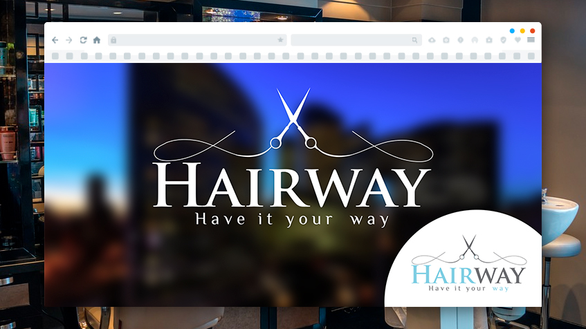 Logo Design for Hair Way