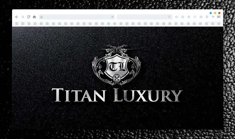 Logo Design for Titan Luxury