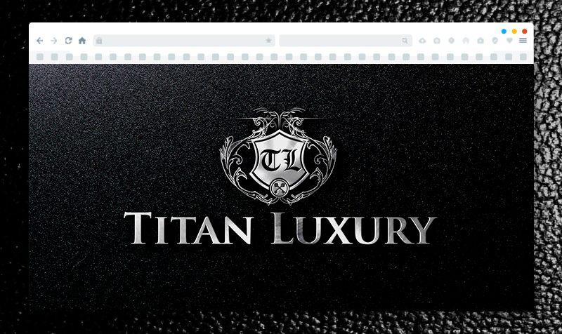 Изработка на лого за Titan Luxury