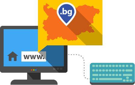 Регистрация на домейн в областта .bg