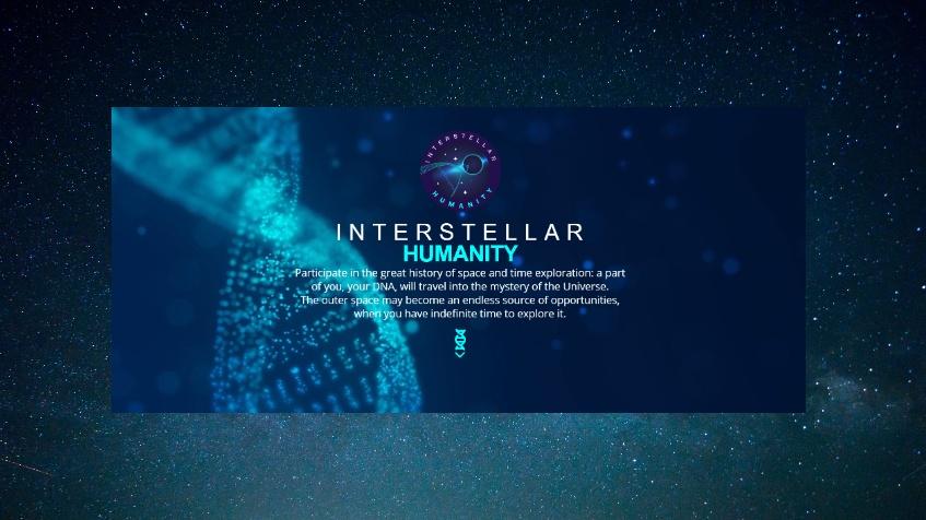 Interstellar Humanity Project