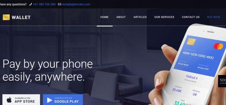 Сайт за платежна система