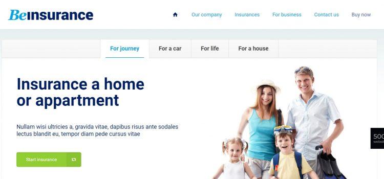 Сайт за застраховки