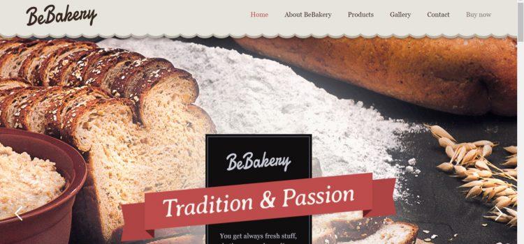Сайт за пекарна